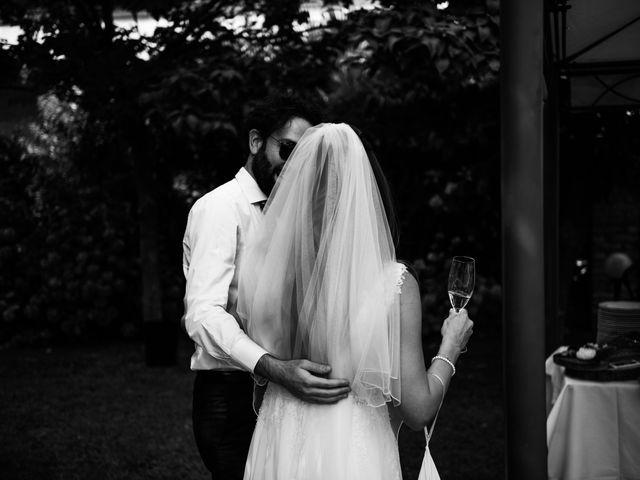 Il matrimonio di Alessandro e Alessandra a Monselice, Padova 36