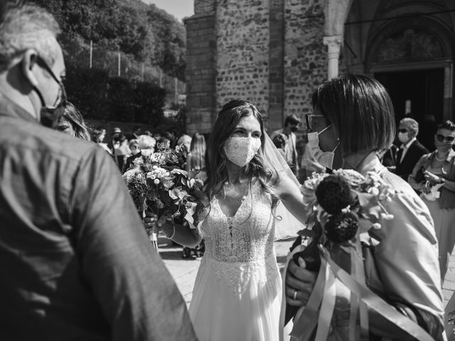 Il matrimonio di Alessandro e Alessandra a Monselice, Padova 38