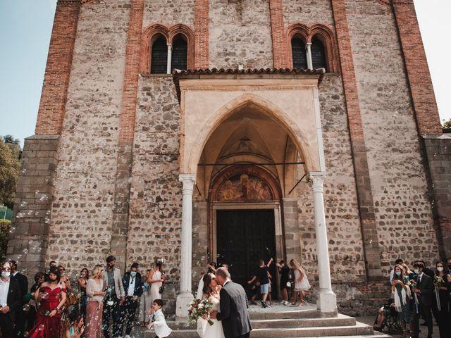 Il matrimonio di Alessandro e Alessandra a Monselice, Padova 39