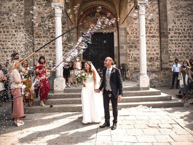 Il matrimonio di Alessandro e Alessandra a Monselice, Padova 41