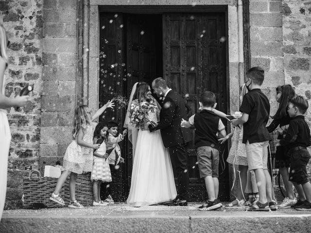 Il matrimonio di Alessandro e Alessandra a Monselice, Padova 42