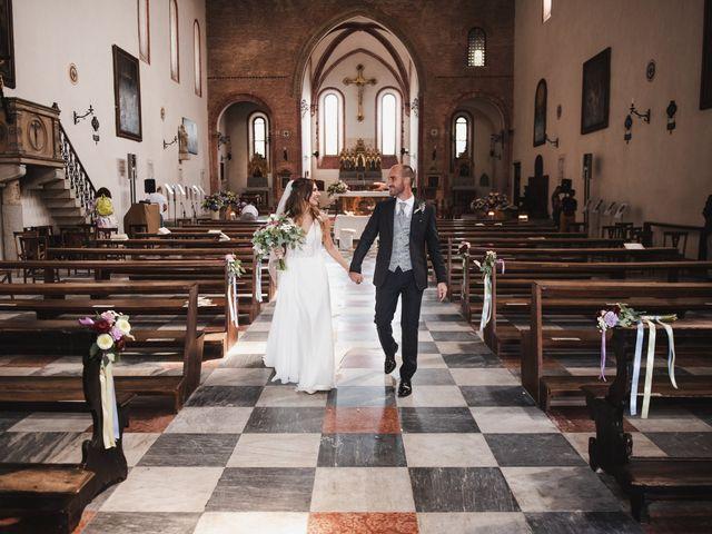 Il matrimonio di Alessandro e Alessandra a Monselice, Padova 43