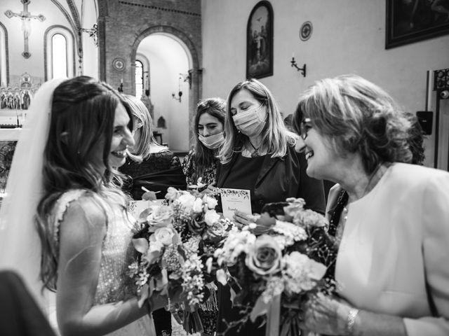 Il matrimonio di Alessandro e Alessandra a Monselice, Padova 44