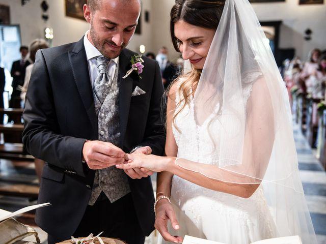 Il matrimonio di Alessandro e Alessandra a Monselice, Padova 50