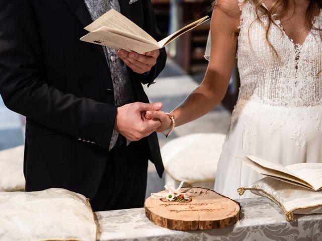 Il matrimonio di Alessandro e Alessandra a Monselice, Padova 52