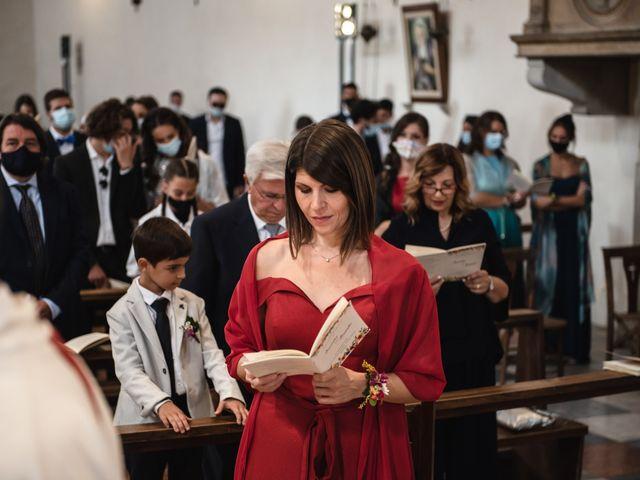 Il matrimonio di Alessandro e Alessandra a Monselice, Padova 53