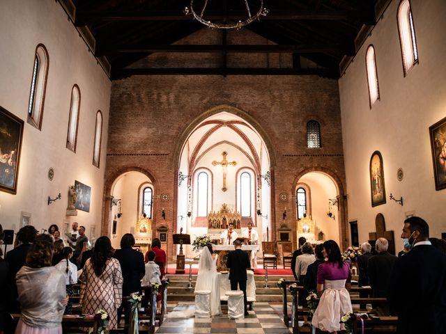 Il matrimonio di Alessandro e Alessandra a Monselice, Padova 54