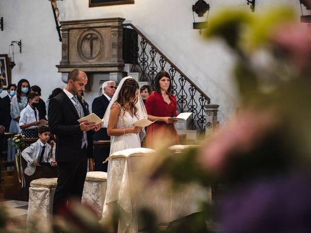 Il matrimonio di Alessandro e Alessandra a Monselice, Padova 55