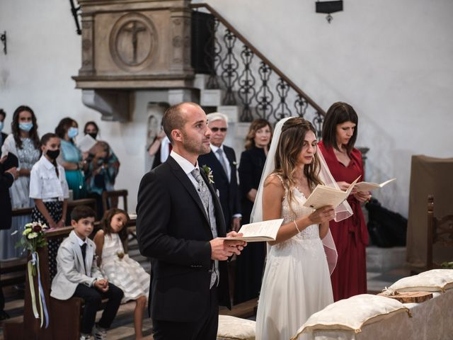 Il matrimonio di Alessandro e Alessandra a Monselice, Padova 56