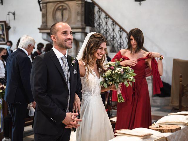 Il matrimonio di Alessandro e Alessandra a Monselice, Padova 57