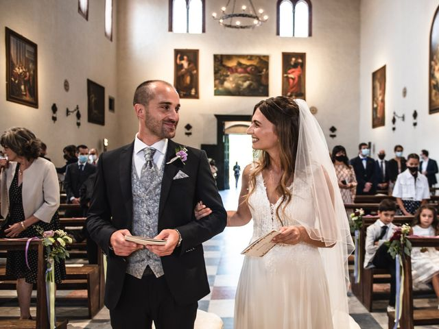Il matrimonio di Alessandro e Alessandra a Monselice, Padova 58