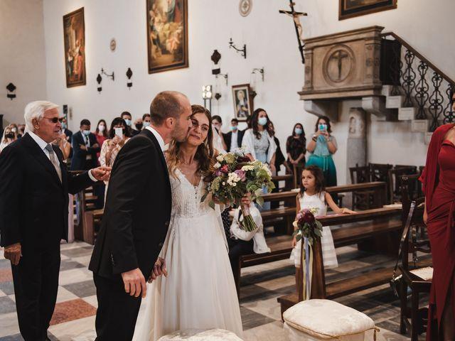 Il matrimonio di Alessandro e Alessandra a Monselice, Padova 59