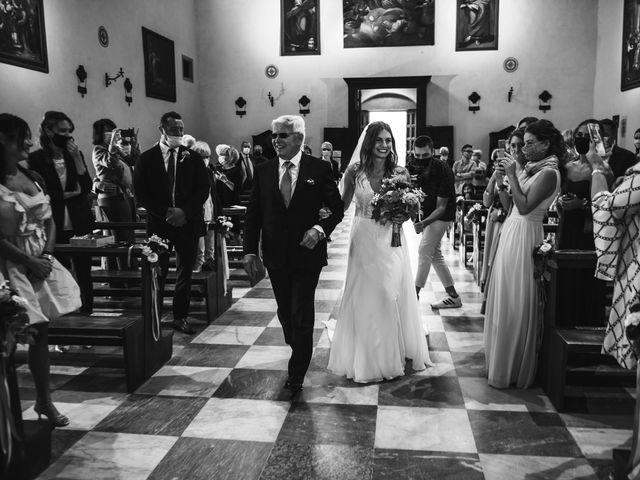 Il matrimonio di Alessandro e Alessandra a Monselice, Padova 60