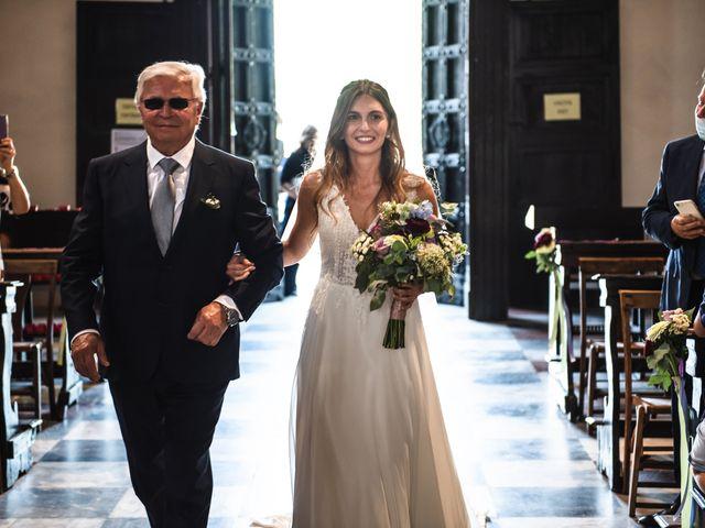 Il matrimonio di Alessandro e Alessandra a Monselice, Padova 62