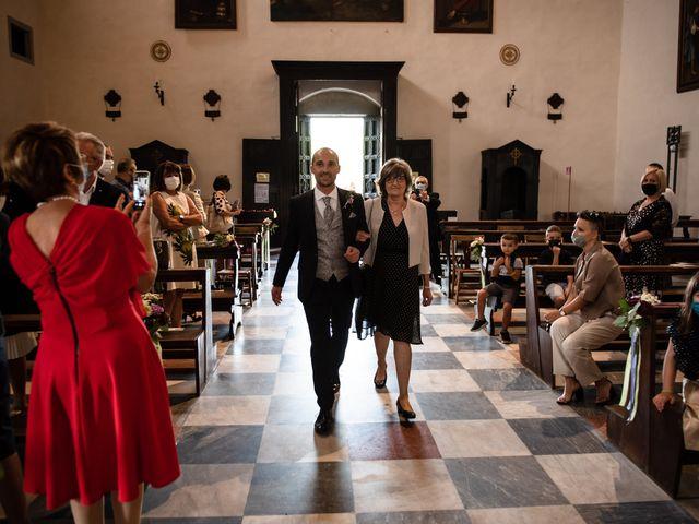 Il matrimonio di Alessandro e Alessandra a Monselice, Padova 63