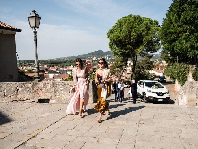 Il matrimonio di Alessandro e Alessandra a Monselice, Padova 65
