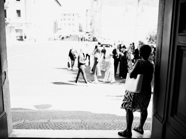 Il matrimonio di Simone e Caterina a Calci, Pisa 22