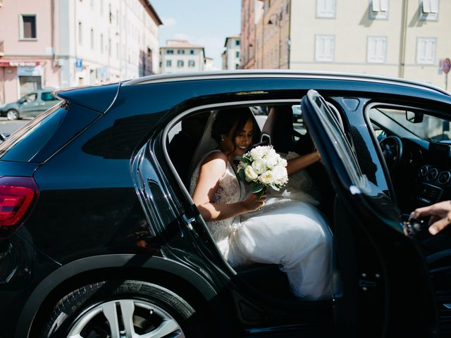 Il matrimonio di Simone e Caterina a Calci, Pisa 25