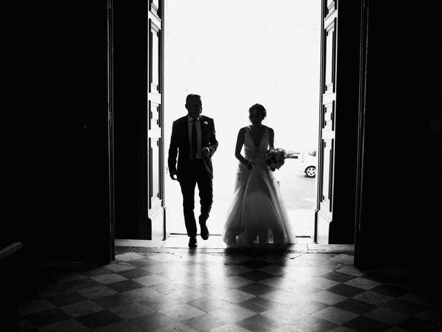 Il matrimonio di Simone e Caterina a Calci, Pisa 27