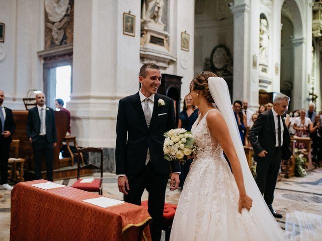 Il matrimonio di Simone e Caterina a Calci, Pisa 28