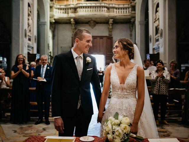 Il matrimonio di Simone e Caterina a Calci, Pisa 29