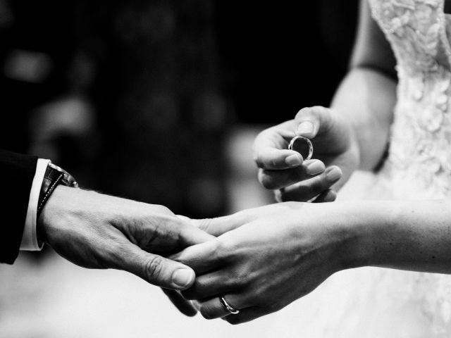 Il matrimonio di Simone e Caterina a Calci, Pisa 31
