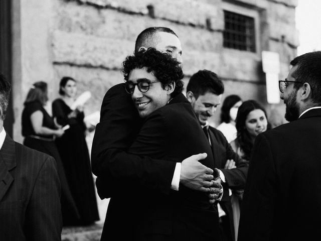 Il matrimonio di Simone e Caterina a Calci, Pisa 35