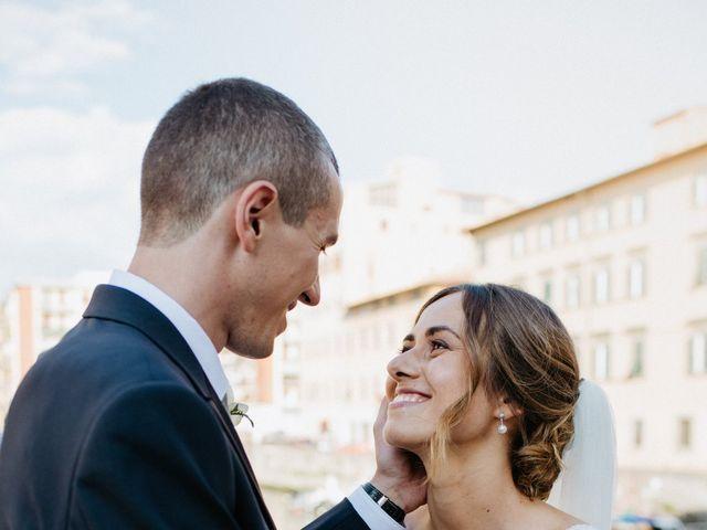 Il matrimonio di Simone e Caterina a Calci, Pisa 37