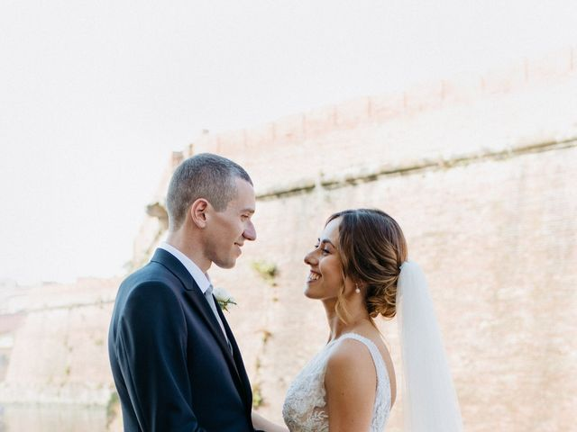 Il matrimonio di Simone e Caterina a Calci, Pisa 39