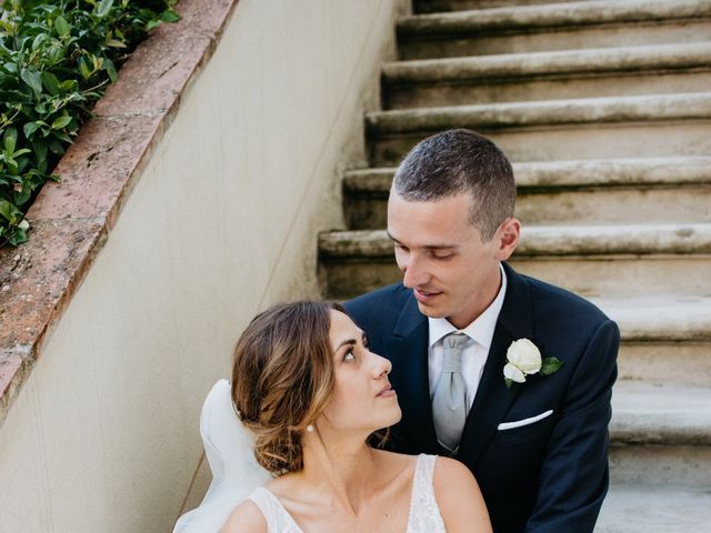 Il matrimonio di Simone e Caterina a Calci, Pisa 43