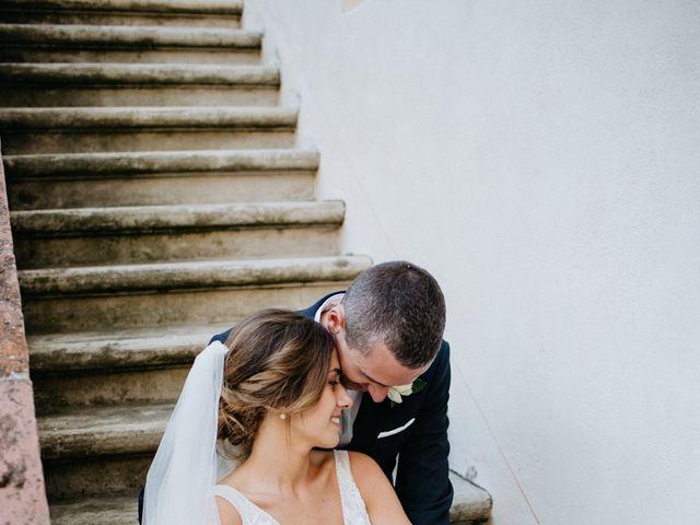 Il matrimonio di Simone e Caterina a Calci, Pisa 44