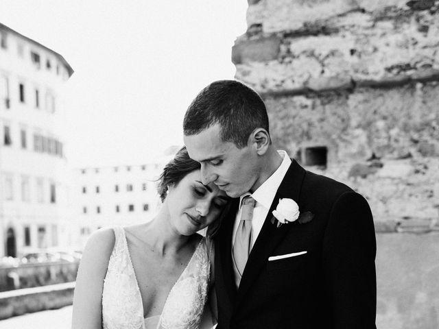Il matrimonio di Simone e Caterina a Calci, Pisa 45