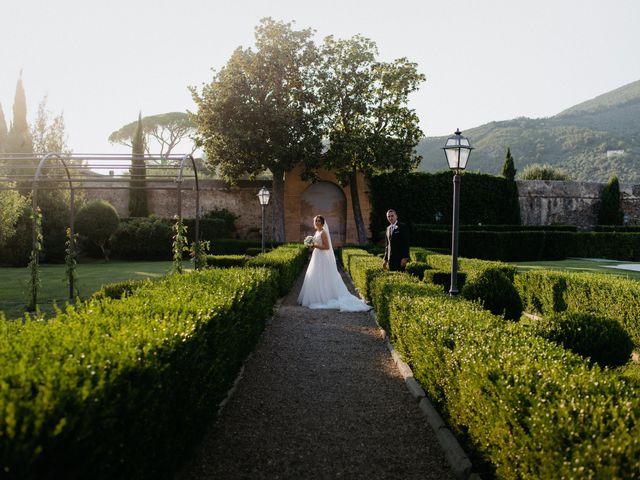 Il matrimonio di Simone e Caterina a Calci, Pisa 46