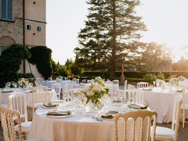 Il matrimonio di Simone e Caterina a Calci, Pisa 55