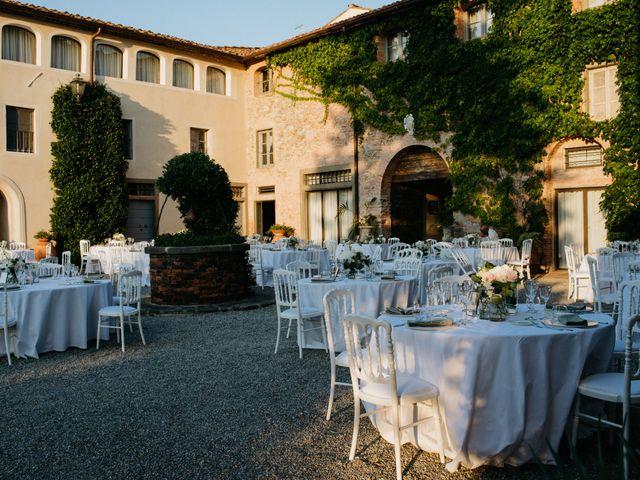 Il matrimonio di Simone e Caterina a Calci, Pisa 56