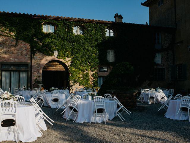 Il matrimonio di Simone e Caterina a Calci, Pisa 57