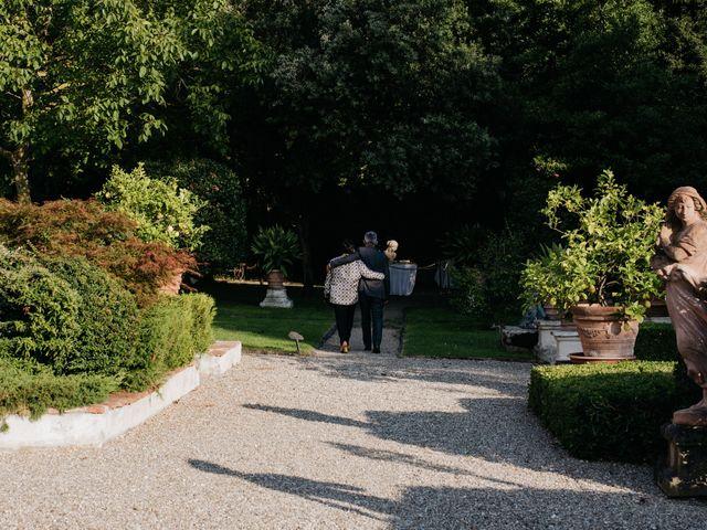 Il matrimonio di Simone e Caterina a Calci, Pisa 58
