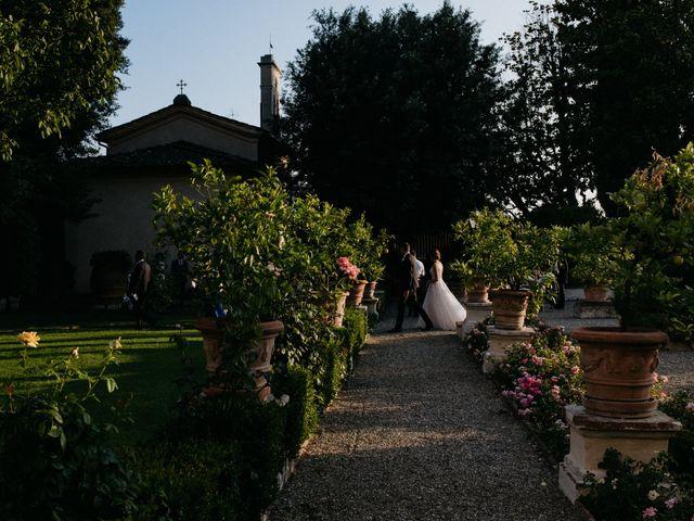Il matrimonio di Simone e Caterina a Calci, Pisa 59