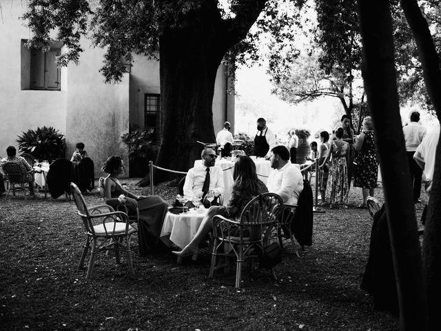 Il matrimonio di Simone e Caterina a Calci, Pisa 64