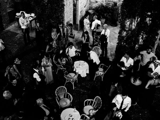 Il matrimonio di Simone e Caterina a Calci, Pisa 68