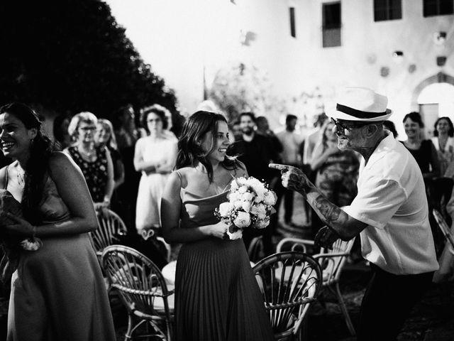 Il matrimonio di Simone e Caterina a Calci, Pisa 70