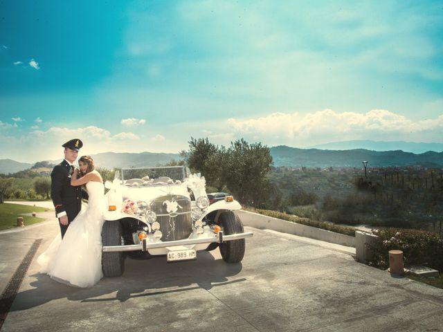 Il matrimonio di Antonello e Antonietta a Fragneto Monforte, Benevento 18