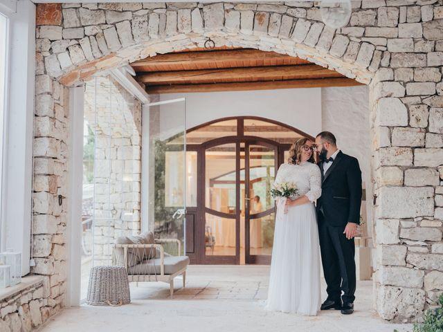 Il matrimonio di Natasha e Mirko a Corato, Bari 17