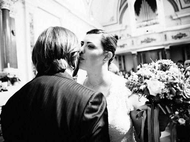 Il matrimonio di Alessandro e Federica a Albignasego, Padova 9