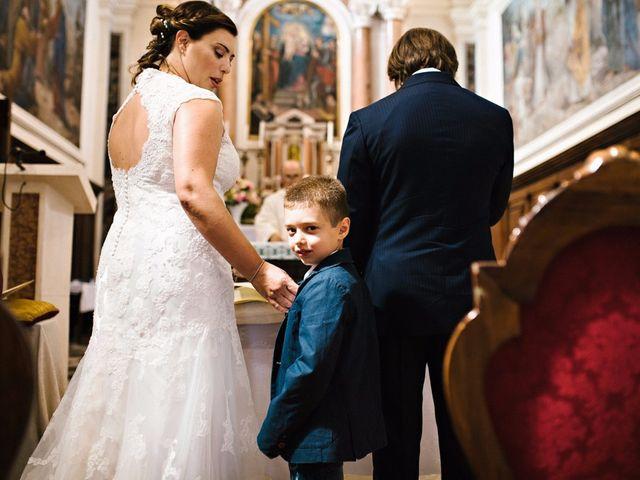 Il matrimonio di Alessandro e Federica a Albignasego, Padova 11