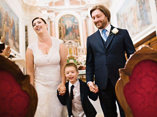 Il matrimonio di Alessandro e Federica a Albignasego, Padova 12
