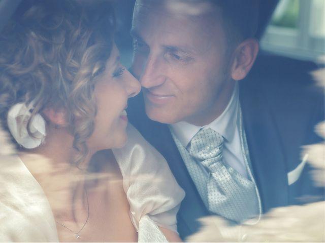 le nozze di Immacolata e Rocco