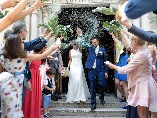 Il matrimonio di Riccardo  e Denise a Trieste, Trieste 1