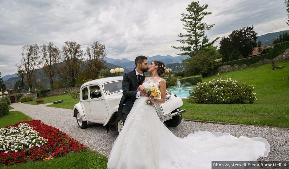 Il matrimonio di Andrea e Alice a Annone di Brianza, Lecco