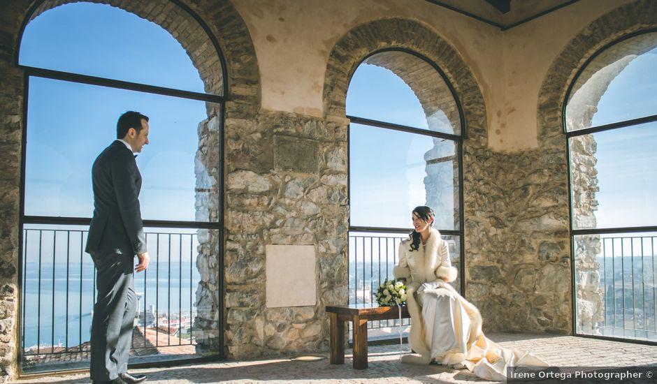 Il matrimonio di Andrea e Manuela a Desenzano del Garda, Brescia